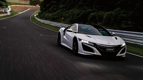 Honda Nsx 4k Supercar Wallpaper Hd Car Wallpapers