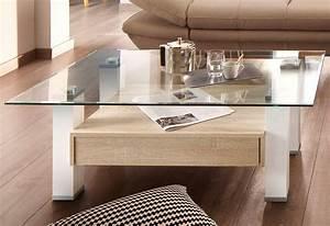 Couchtisch Weiß Mit Glasplatte : couchtisch mit schublade online kaufen otto ~ Whattoseeinmadrid.com Haus und Dekorationen