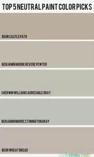 neutral home interior colors best neutral paint color picks house decorators collection