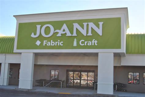 Jo-ann Fabric And Craft Celebrates Grand Opening This Week