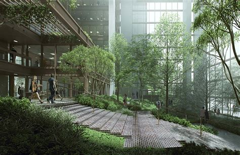 A Daily Dose of Architecture: Ford Foundation's New Atrium