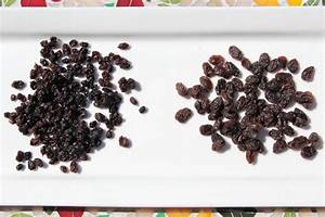Fresh Red Currants vs. Dried Currants | Bakepedia Tips