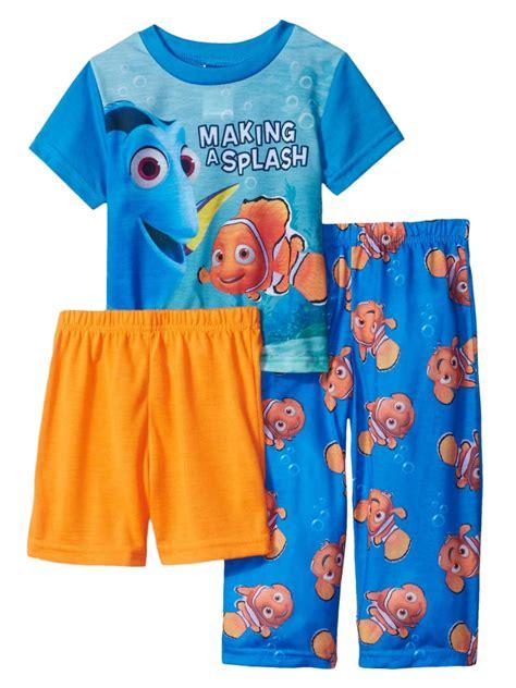 Disney - Disney Pixar Toddler Boys Blue & Orange Finding ...