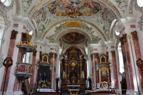 barocke kirche die weltenbummler