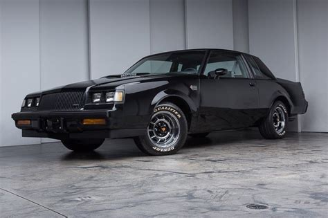 Grand Buick Gmc by 1987 Buick Gn Buick Gmc Buick Grand National Gnx