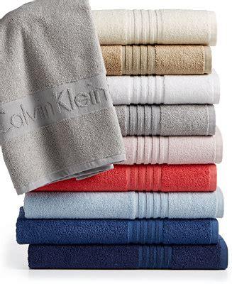 calvin klein closeout iconic bath towel collection