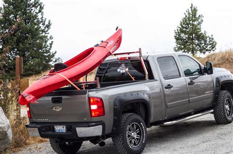 kayak racks for trucks z rak truck rack