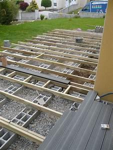 Terrasse Bois Composite : best 25 backyard decks ideas on pinterest decks and ~ Premium-room.com Idées de Décoration