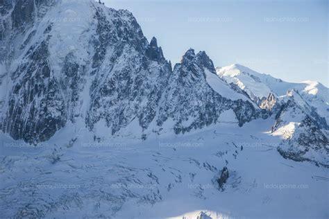 haute savoie chamonix deux morts dans une avalanche aux grands montets