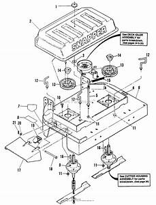 26 Snapper Riding Lawn Mower Parts Diagram