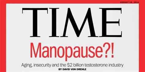 truth  menopause  manopause huffpost