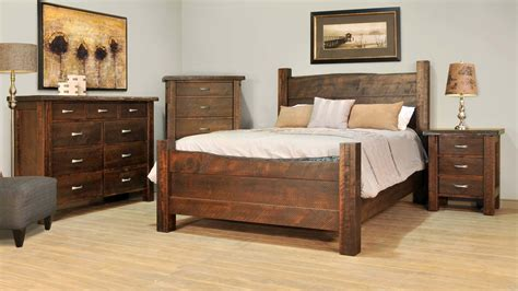 wood bedroom sets canada best reclaimed wood bedroom furniture sets decor trends