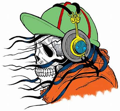 Skull Skeleton Face Death Danger Clipart Dead