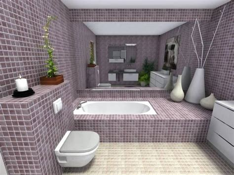Kitchen Plan Ideas - mauve master bathroom roomsketcher