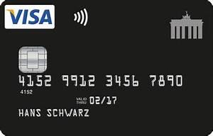 Gutschrift Auf Kreditkarte : ing diba visa card mit gratis girokonto auf kostenlose ~ Orissabook.com Haus und Dekorationen