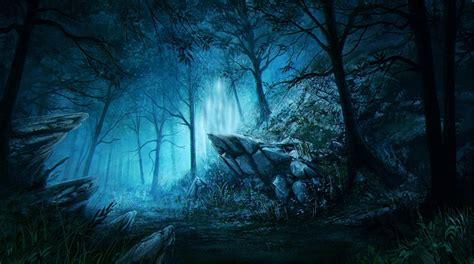 Blue Magical Wallpaper Hd by Wallpaper Blink Wallpaper Hd 20 1442 X