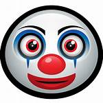 Pennywise Mask Icon Clown Funny Happy Carnival