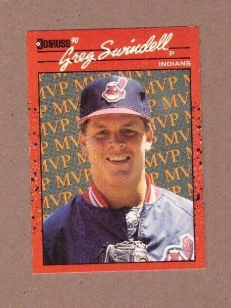 Check spelling or type a new query. 1990 Donruss baseball card BC-24 Greg Swindell INdians | eBay