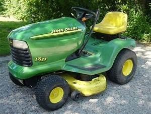 John Deere Riding Lawn Mower Lt133 Wiring Diagram   49