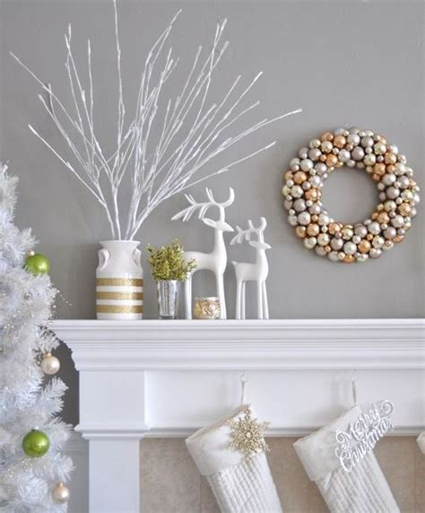 44 Refined Gold And White Christmas Décor Ideas  Digsdigs. Christmas Yard Decorations Gingerbread. Quick Knitted Christmas Decorations. Cool Christmas Ornaments Homemade. Christmas Decorations Using Pine Cones. Buy Mexican Christmas Decorations. Christmas Tree Decorations Worksheets. Christmas Tree Decorations Hobby Lobby. Ideas For Christmas Decorations For Outdoors