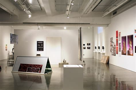 Design Gallery by Design Media Arts Students Exhibit Their Talents At