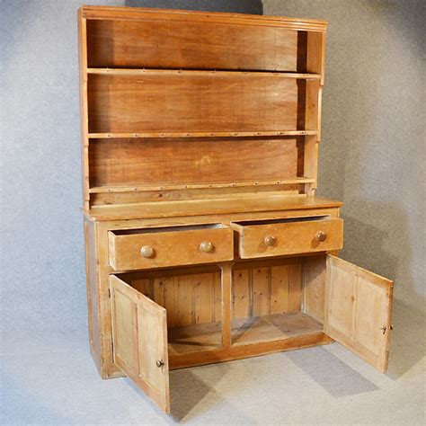 pine dresser welsh country kitchen display rack antiques atlas