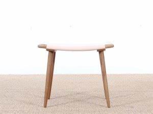 Repose Pied Scandinave : tabouret repose ou pied scandinave en cuir galerie m bler ~ Melissatoandfro.com Idées de Décoration