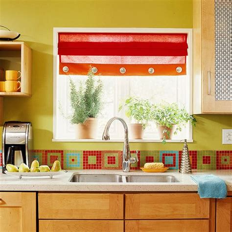 kitchen paint idea colorful kitchen backsplash ideas for an eye catching look