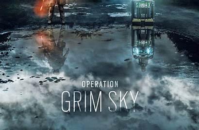 Siege Rainbow Six Grim Sky Season Map