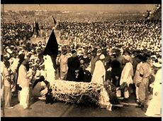 Janaza of Quaid e Azam Muhammad Ali Jinnah Under The ALUM