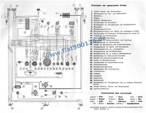 F 15e Engine Compartment Diagram by Connection Diagram 500 F Copy Size A3 Fiat 500 F Fiat