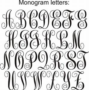 Monogram lettersjpg artsy fartsy pinterest for Cricut lettering machine