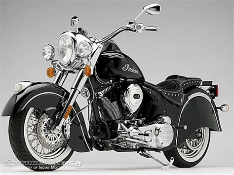 Indian Motorcycle : 2009 Indian Motorcycles First Look