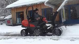 Husqvarna Rider Mit Fangkorb : husqvarna rider p 525d mit schneefraese youtube ~ Jslefanu.com Haus und Dekorationen