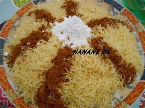 la cuisine de hanane seffa cheveux d ange à la marocaine la cuisine de