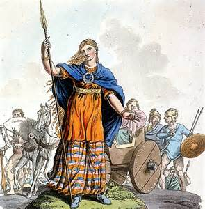 Boadicea's gold found buried hoard dating back to era of ...