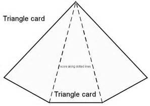 Triangle Templates Printable Free