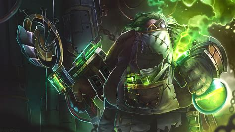 Pudge The Plague Doctor - DOTA 2 Wallpapers