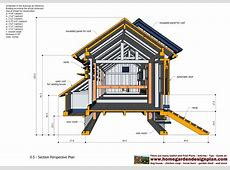 Poultry House Architectural Design With Home Garden Plans