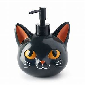Celebrate, Halloween, Together, Black, Cat, Soap, Pump