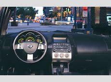 2005 Nissan Altima 35 SE Cockpit Picture Pic Image