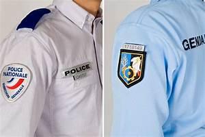 Uniforme Police Nationale : policiers et gendarmes un matricule bient t visible par tous ~ Maxctalentgroup.com Avis de Voitures