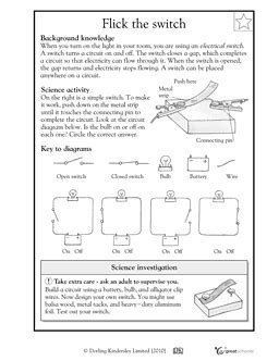 fourth grade science worksheets greatschools classroom