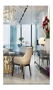 Superb modern living room - luxury interior design company ...