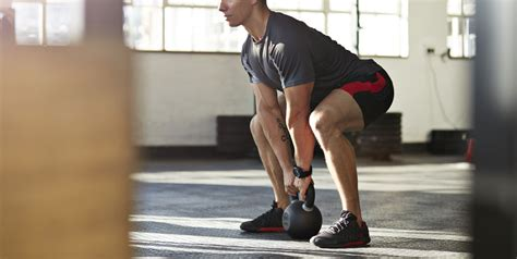 kettlebell exercises workouts runners training instructor lifting