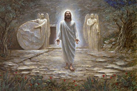 easter bible verses telling  story  jesus resurrection