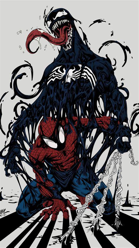 spider man venom dc  marvel pinterest venom