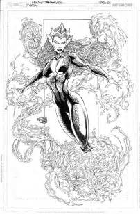 mera comic colouring page coloring pages comic art