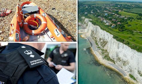 'We must ACT NOW' MP demands English Channel border patrol ...