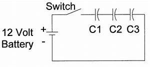 capacitors in series and parallel circuits model train With capacitors in series and series capacitor circuits
